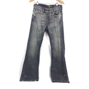 "7 FOR ALL MANKIND 31"" X 31"" Relaxed Distressed"